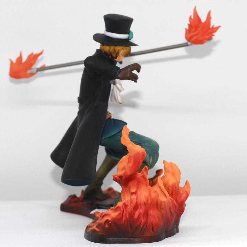 Mô hình Sabo đế lửa siêu đẹp - One Piece NO.901