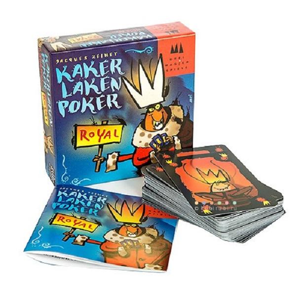 Trò chơi Board Game BG42 Bài Nói Dối Royal - Kakerlaken Poker