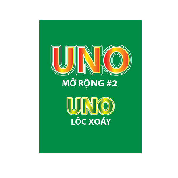 Uno Storm - Bản Mở Rộng #2