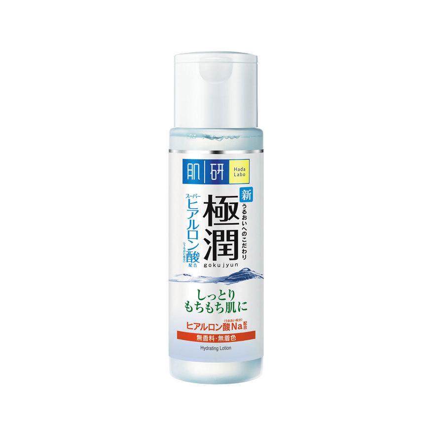 Toner dưỡng da Hada Labo Gokujyun Super Hyaluronic Acid Lotion