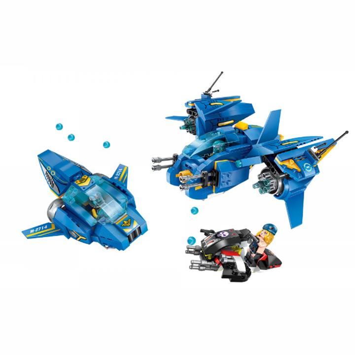 Lego máy bay không gian - enlighten 2714