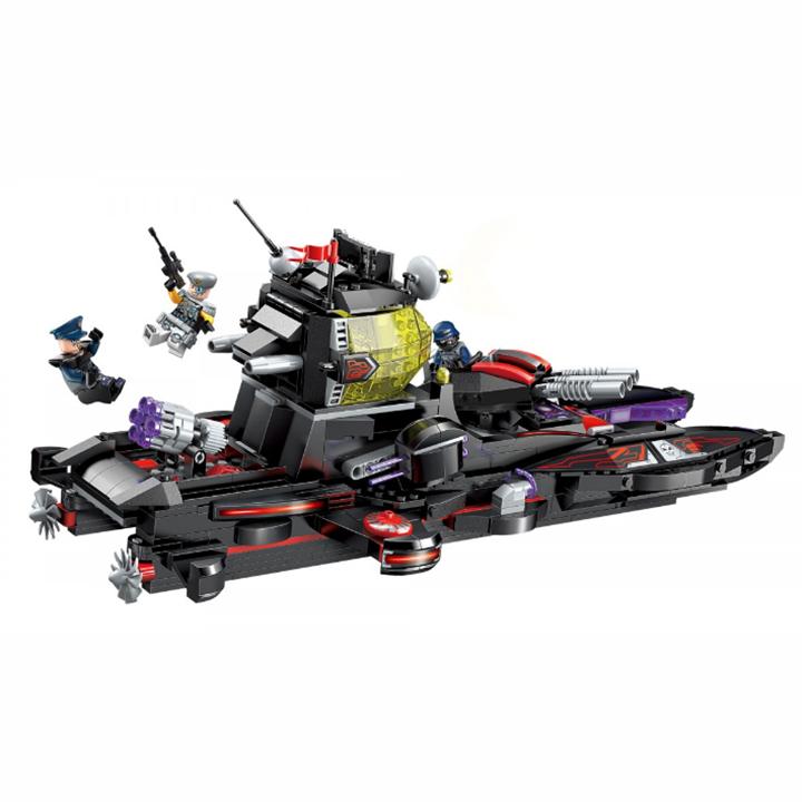 Lego tàu tuần tra - enlighten 2719