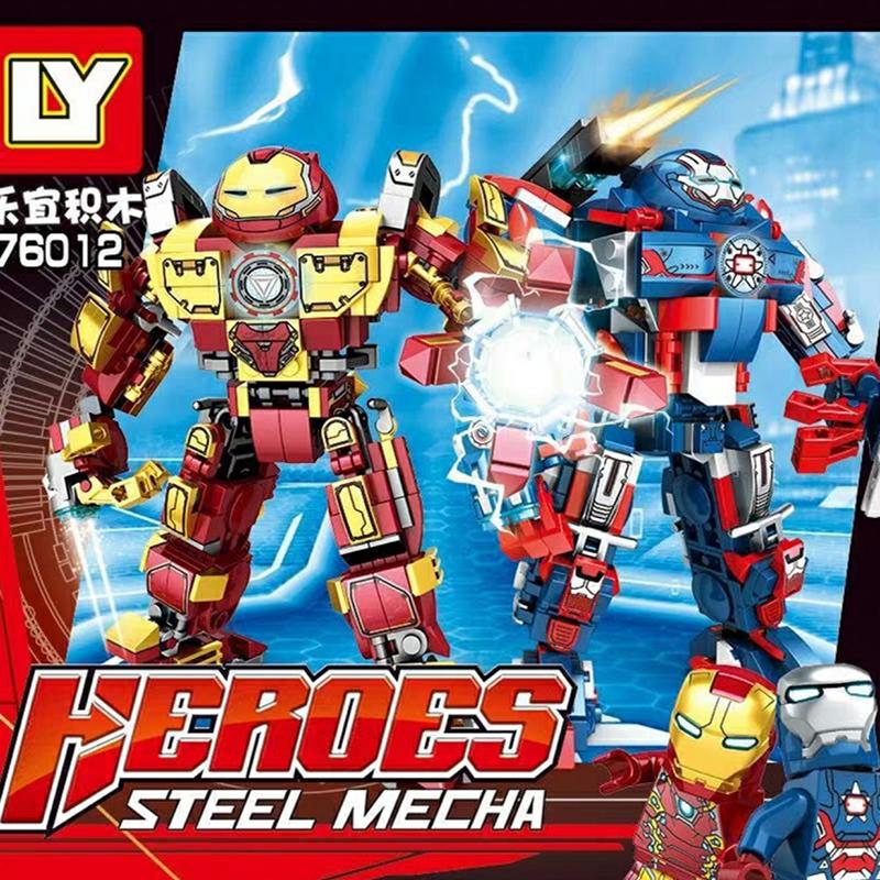 Lego người sắt Herodes Steel Mecha - LY76012B