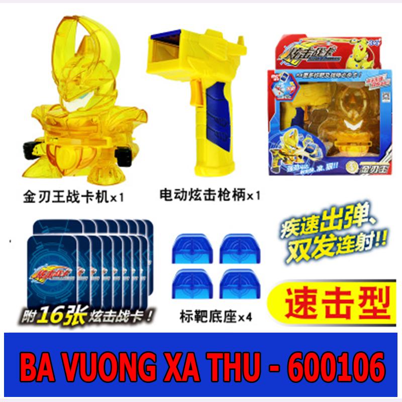 Bá vương Xạ Thủ 600106  - Kim nhẫn vương
