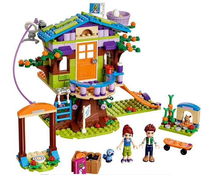 Lego Friend Ngôi nhà trên cây của MIA - G1028