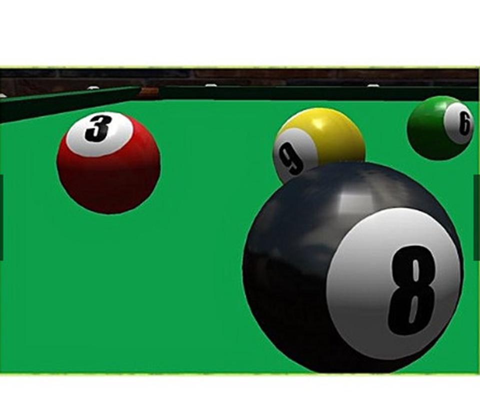Bàn BI A MINI snooker & Pool - 2015