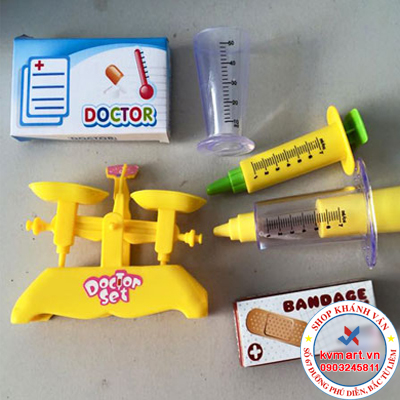 Bộ đồ chơi bác sỹ No326681