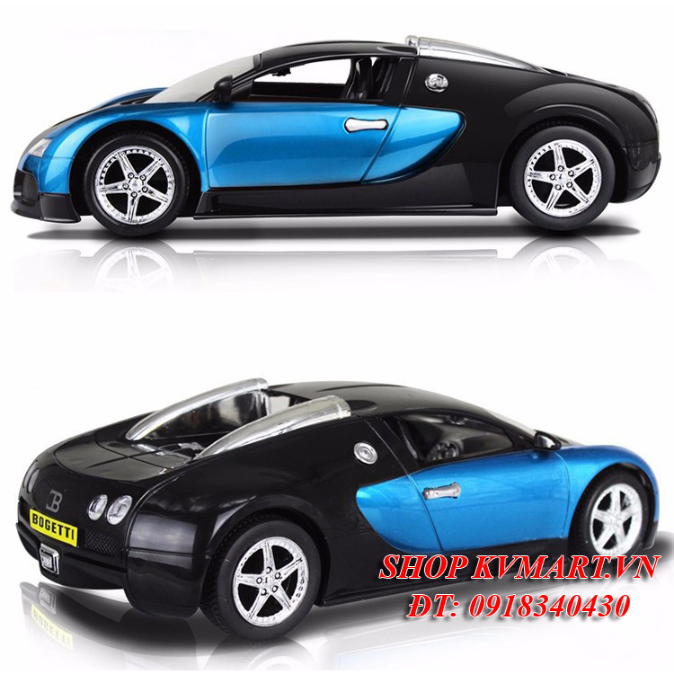 Xe điều khiển từ xa Bugatti