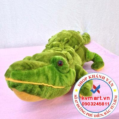 Cá sấu bé gái