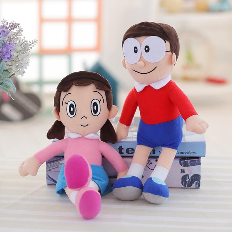 Combo 3 bạn Nobita, Chaien và Xuka