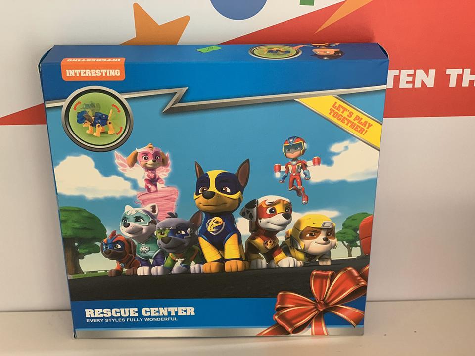 Biệt đội chó cứu hộ Paw Patrol - bộ 7 nhân vật