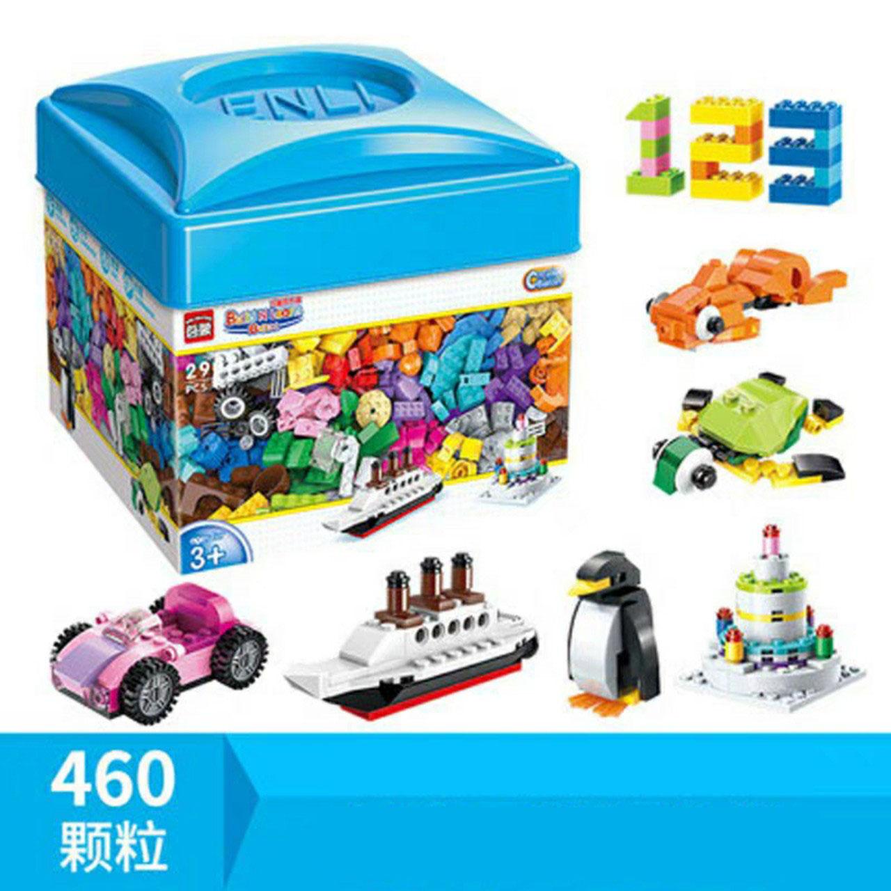 Bộ lego 460 miếng ghép