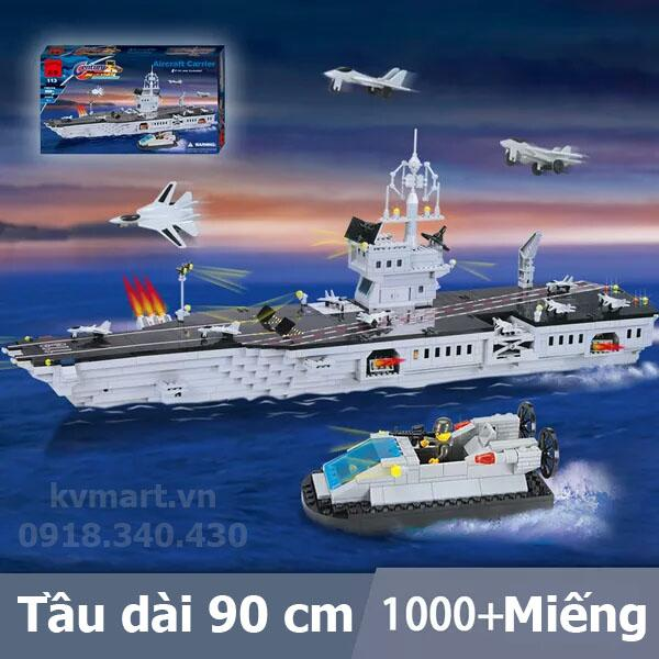 Lego tàu sân bay - Enlighten 113