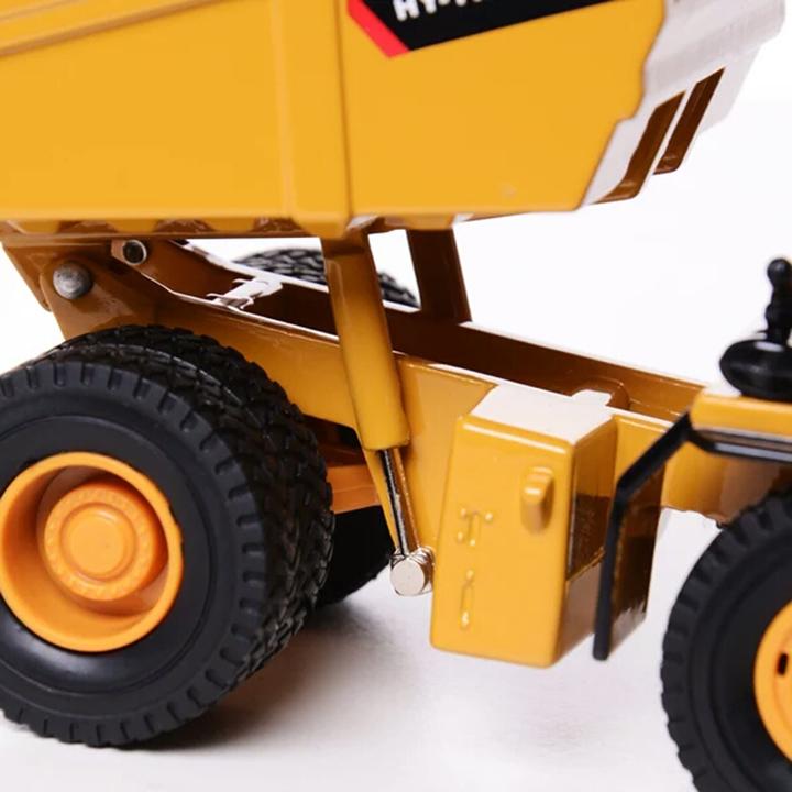 Đồ chơi Xe tải siêu trường Hy truck - G508