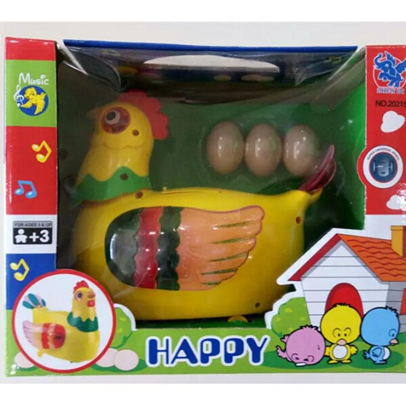 Đồ Chơi Gà Đẻ Trứng Happy