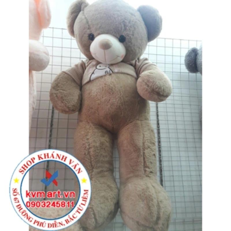Gấu Áo Len Quảng Đông
