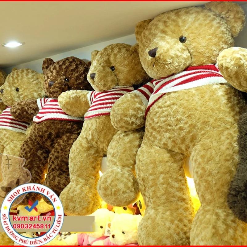 Gấu Áo Len Đại