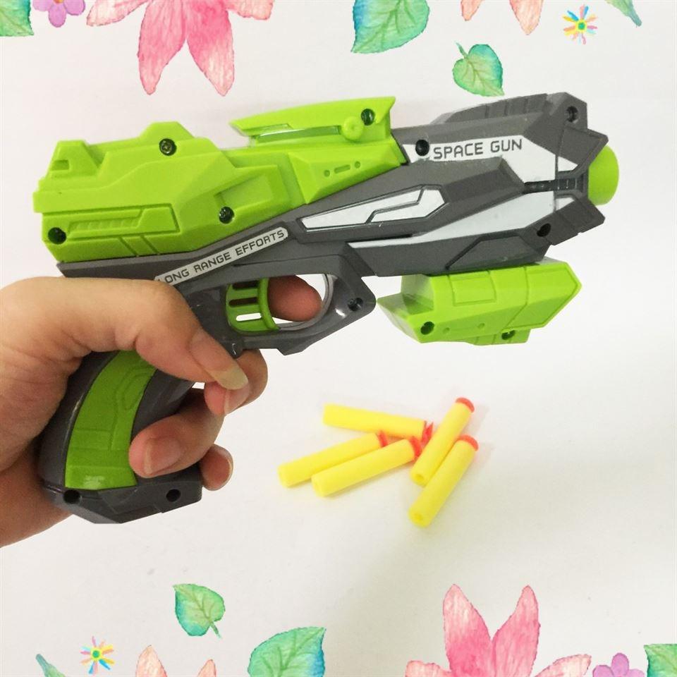 Đồ chơi súng bắn đạnxốp mút kính - 82020