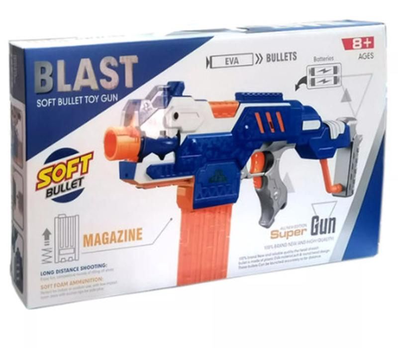 Đồ chơi súng bắn đạn xốp mút kính - GUN 9926