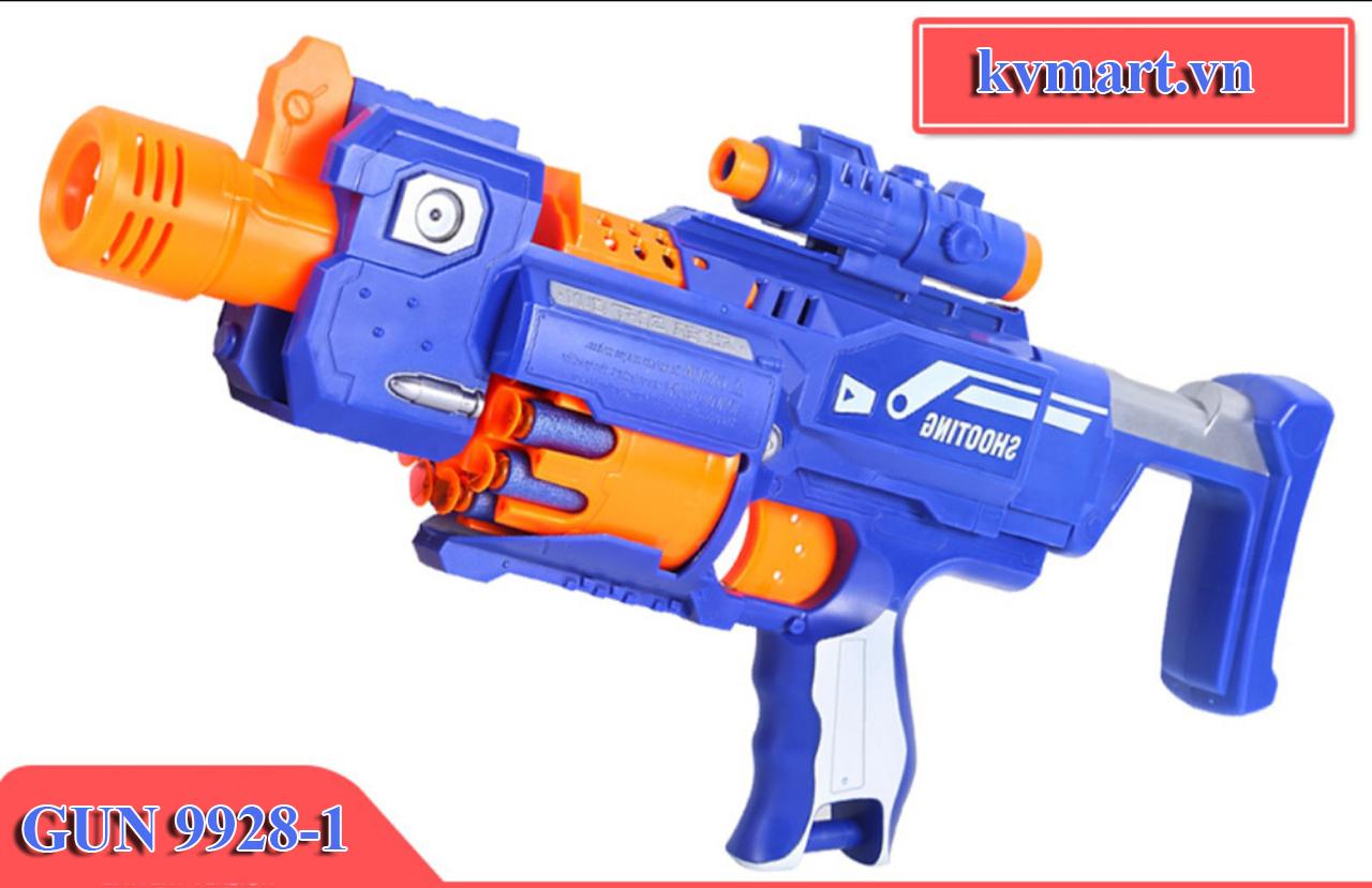 Đồ chơi súng bắn đạn xốp mút kính - GUN 9928