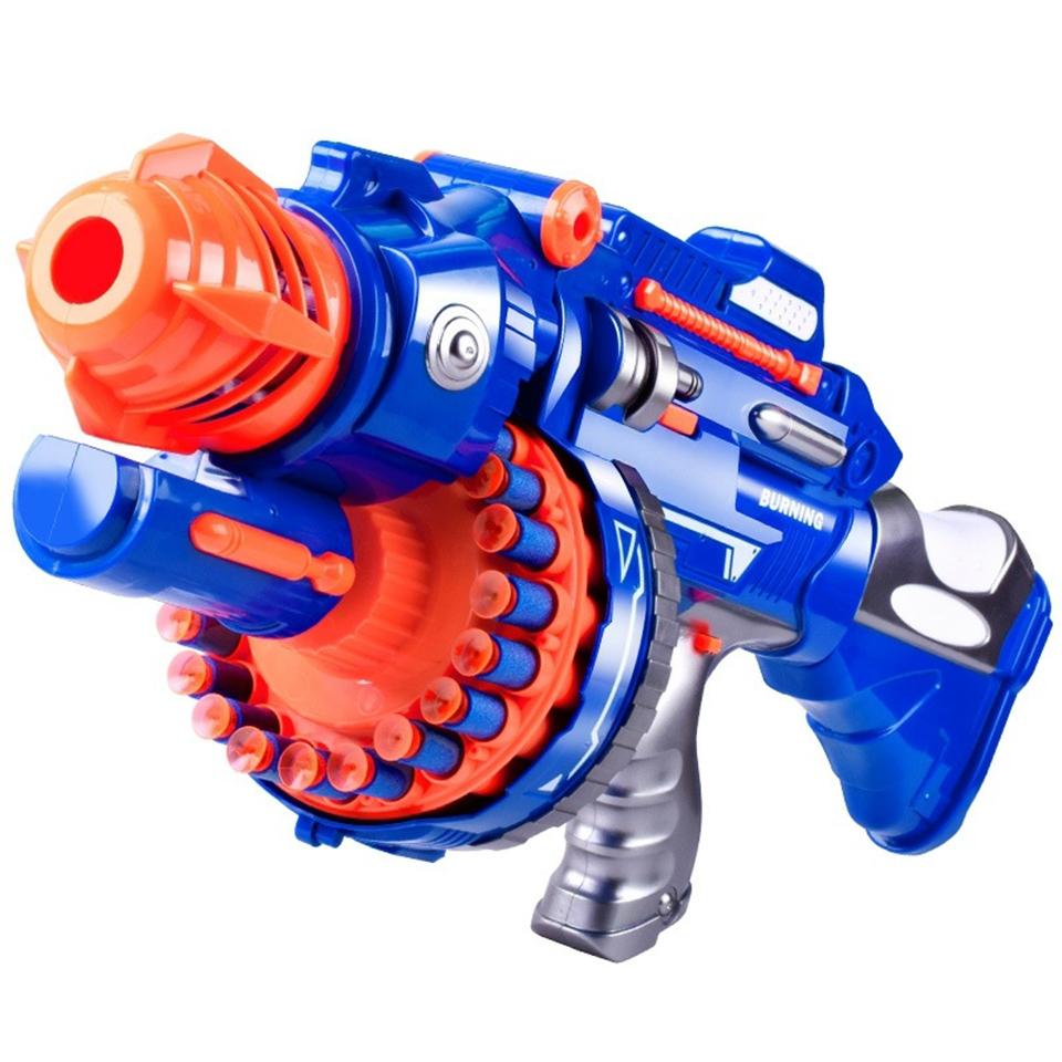 Đồ chơi súng bắn đạn xốp mút kính - 9929