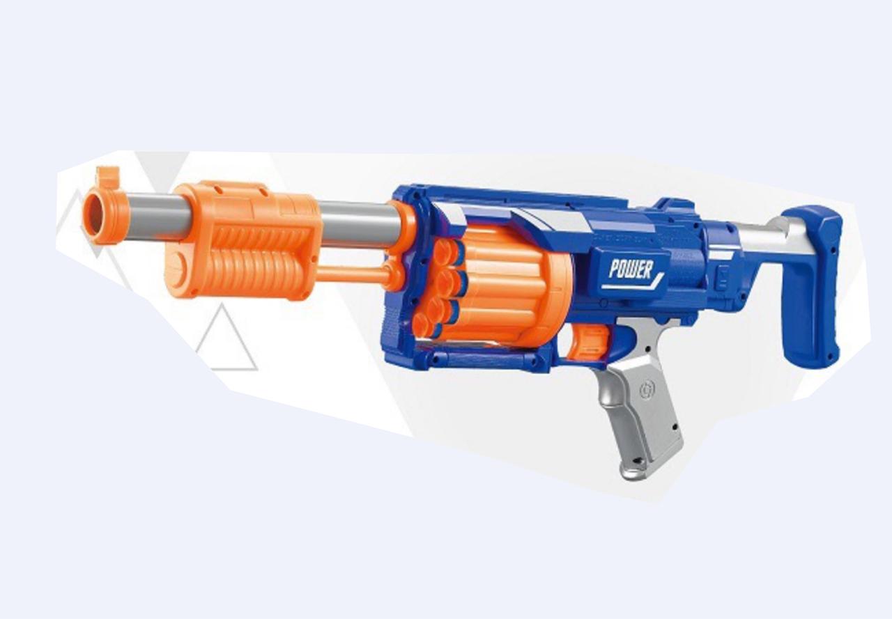 Đồ chơi súng bắn đạn xốp mút kính - GUN 9934