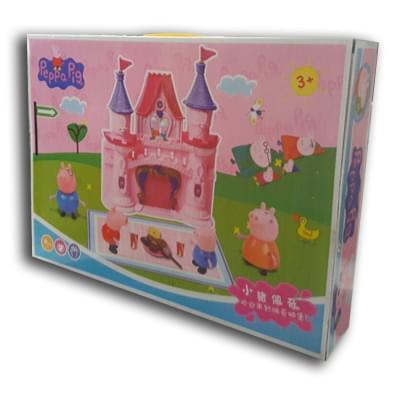 Lâu đài peppa - 6720