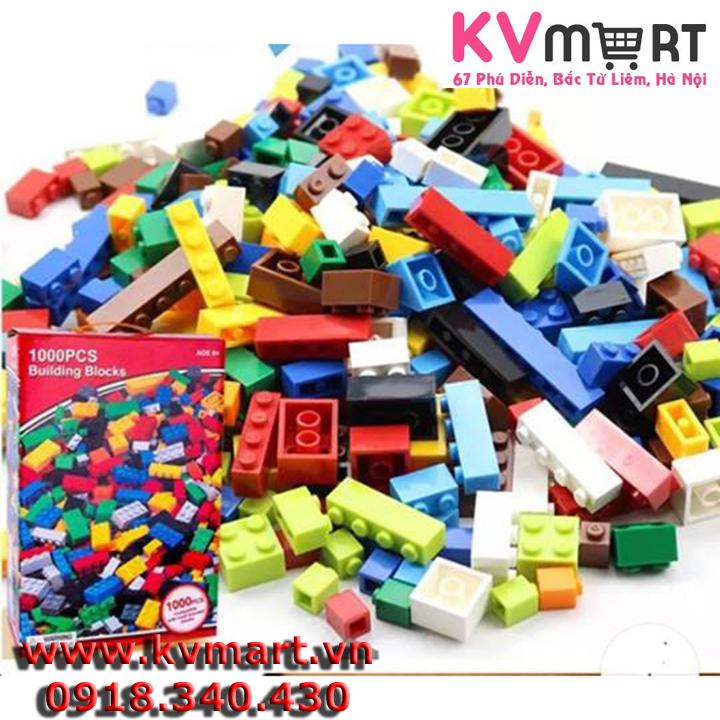 Bộ lego 1000 miếng ghép