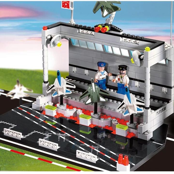 Lego tàu sân bay Enlighten 826