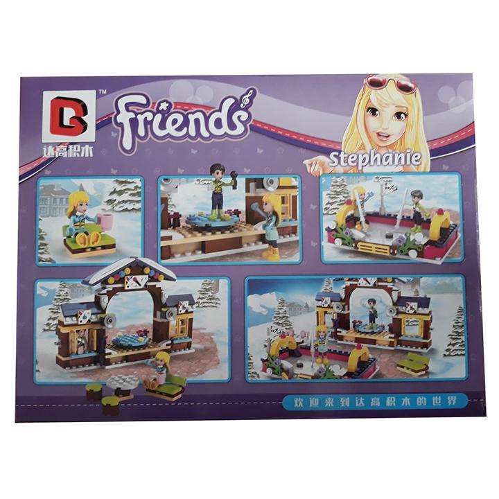 Lego Friends chủ đề giáng sinh - G969