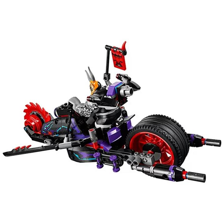 Lego ninja go Cuộc chiến giữa Killow và Samurai - SY1003