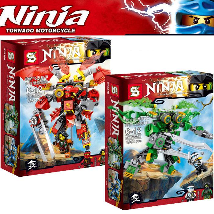 Logo Ninja Go SY 534B