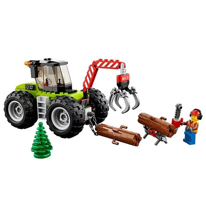 Lego Xe Cẩu Gỗ - Lepin 02092