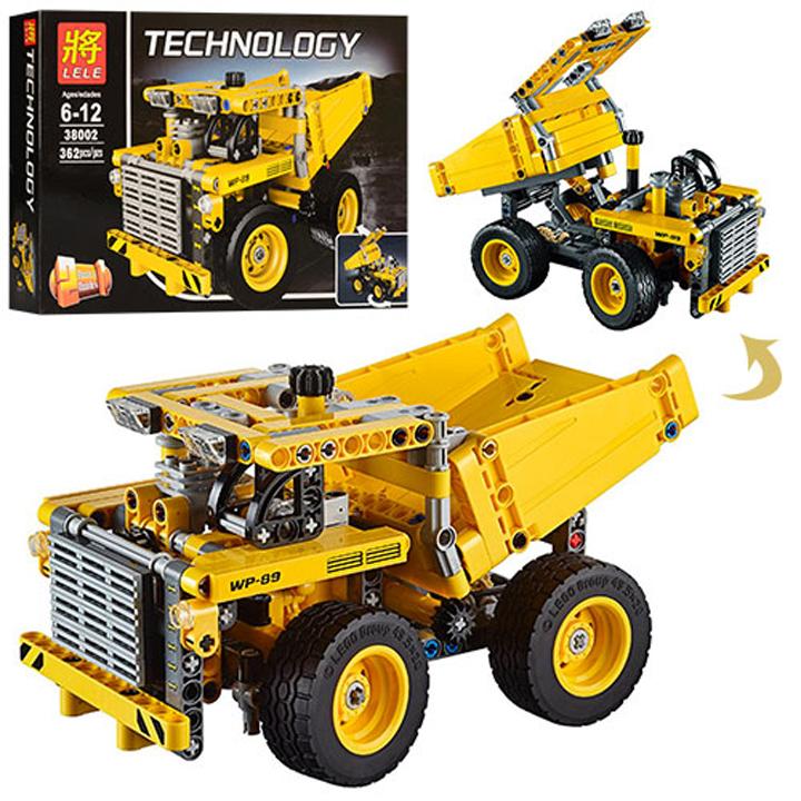 Lego xe tải siêu trường siêu trọng Technology - Lele 38002