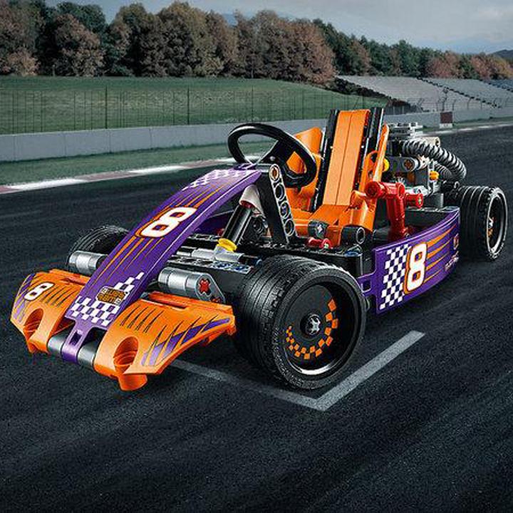 Lego xe đua công thức 1 Technology - Lele 38003
