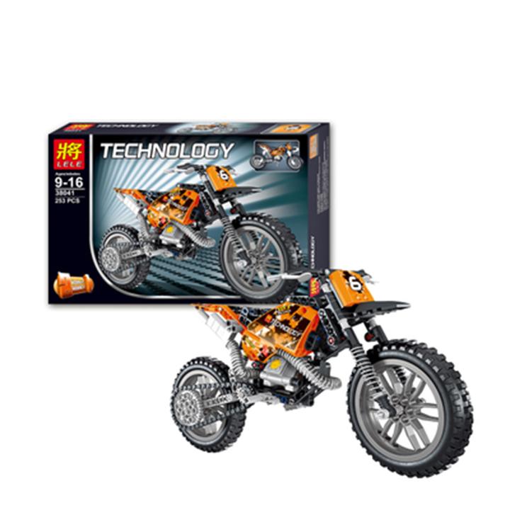 Lego xe máy Technology - Lele 38041