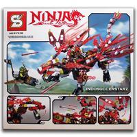 Logo Ninja Go SY 546