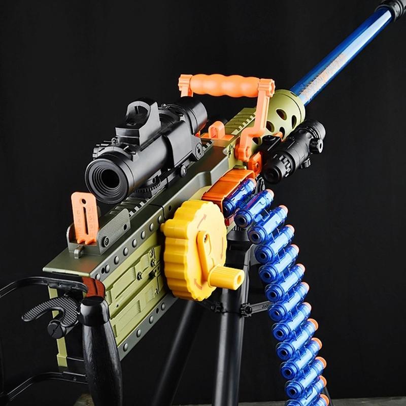 Đồ chơi súng NERF bắn đạn xốp - M1921