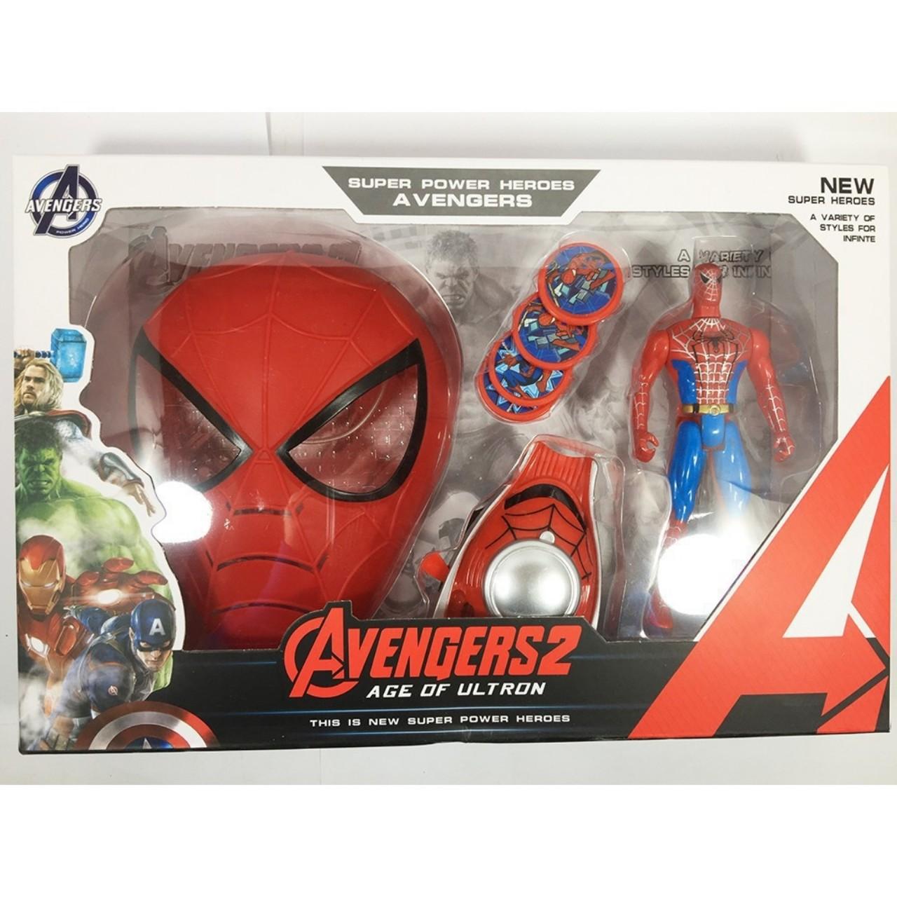 Đồ chơi mặt nạ siêu anh hùng