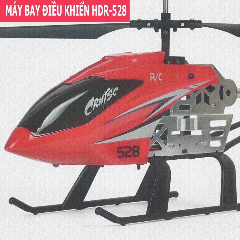 Máy bay trực thăng điều khiển từ xa - Helicopter HDY 582