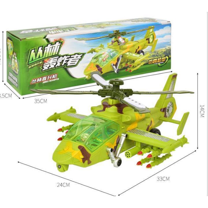 Máy bay trực thăng chạy pin 77742