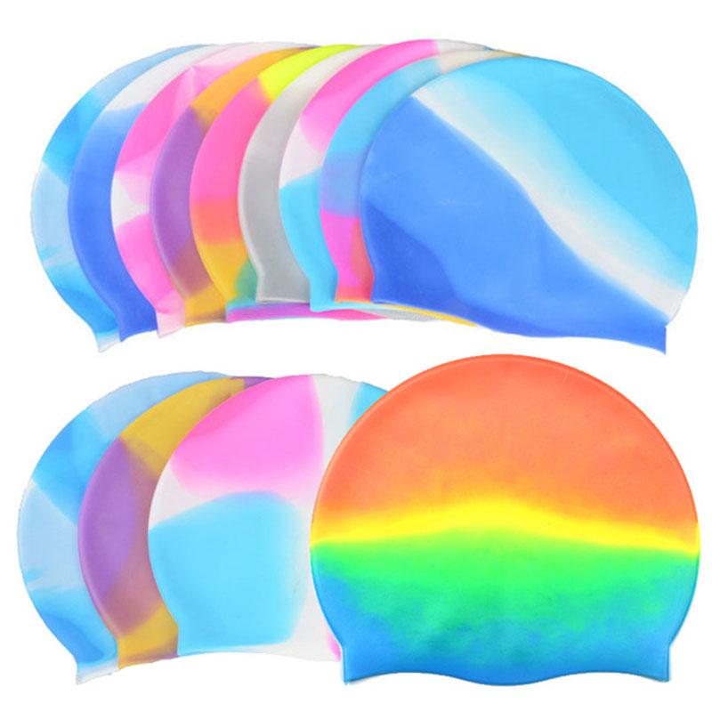 Mũ bơi Silicone Sainteve