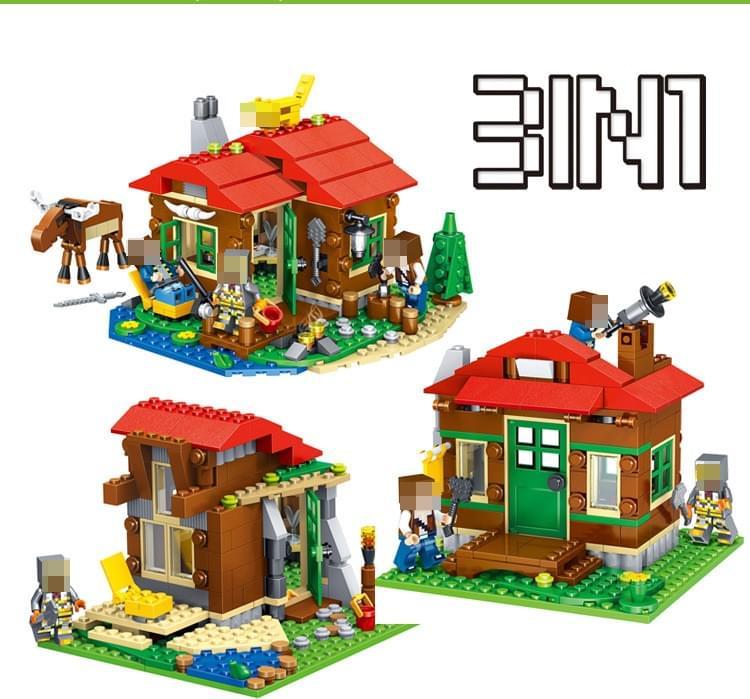 My world 33020 - Ngôi nhà 4 mùa