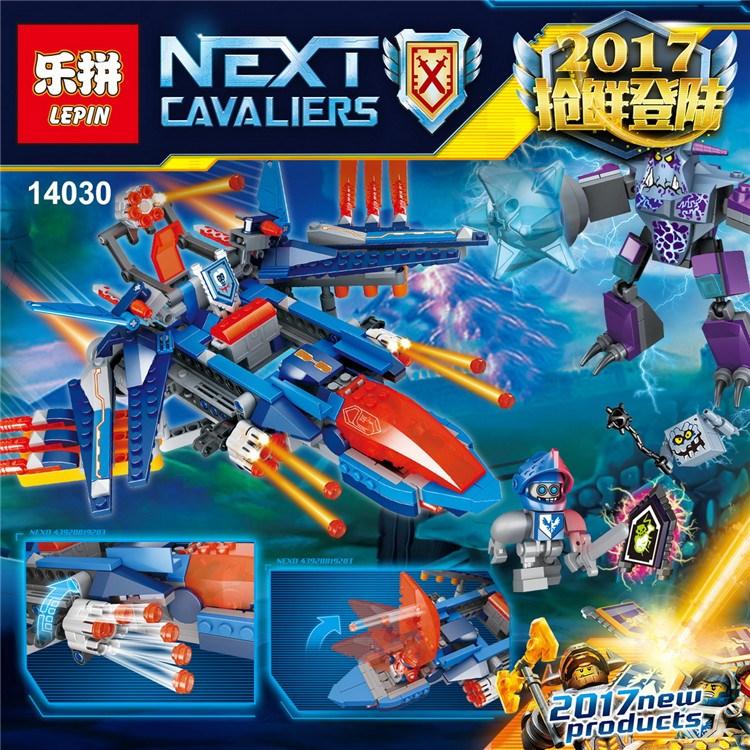 Lắp ráp NextCavaliers14030(70351) ra mắt năm 2017