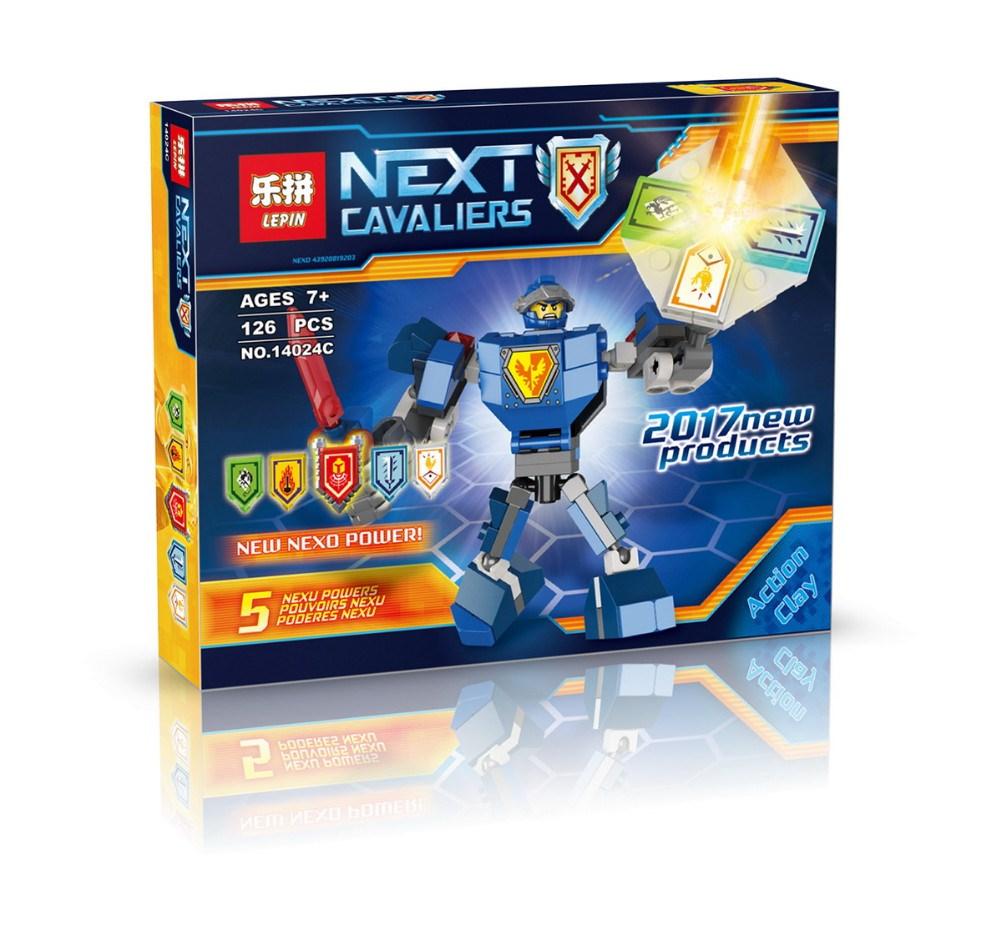 Lắp ráp NextCavaliers14024A-E (ra mắt năm 2017)