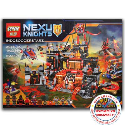 LẮP RÁP NEXO 14019 (79309)