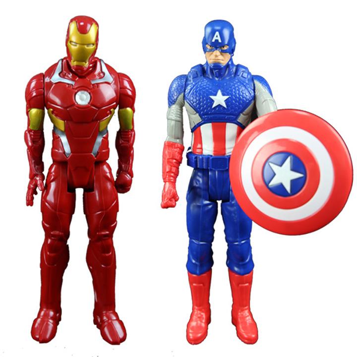 Bộ đôi người sắt và siêu anh hùng - 37995