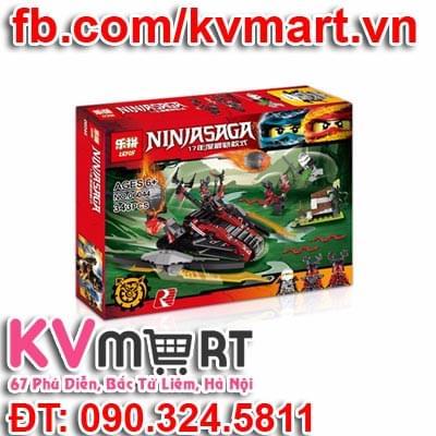 Lắp ráp Ninjago lepin 06044 - CHIẾN XA CỦA QUỶ RẮN