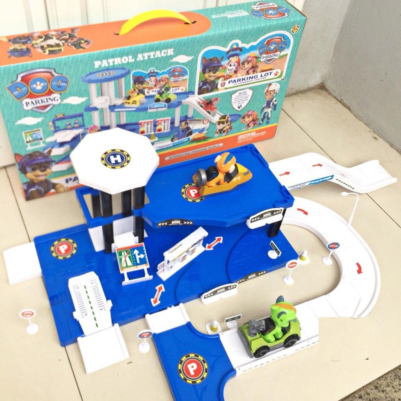 Đồ chơi mô hình biệt đội chó cứu hộ Paw Patrol - 553338