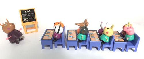 Bộ đồ chơi lớp học của Peppa